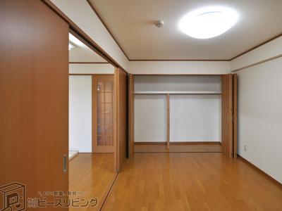 グランドハイツ矢三 ※同タイプの室内写真です