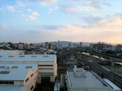 【展望】藤和明石公園ハイタウンパートⅡ