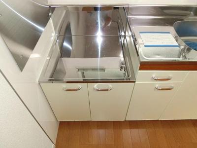 【キッチン】マンション清涼
