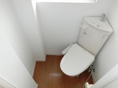 【トイレ】マンション清涼