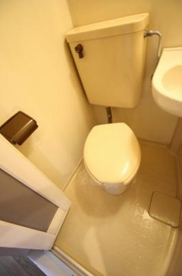 【トイレ】メゾンオリエント