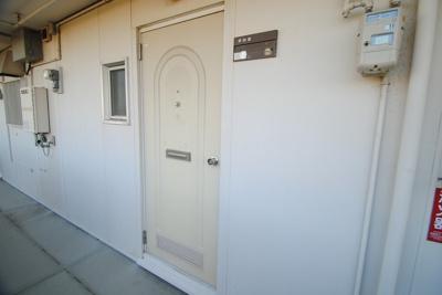 【玄関】フォーブルハウス中園C