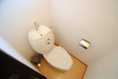 【トイレ】フォーブルハウス中園C
