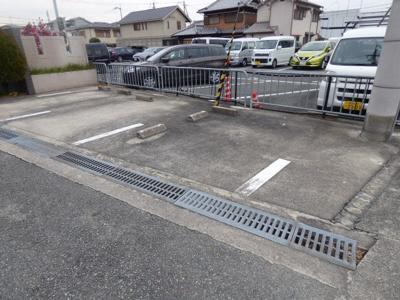【駐車場】メゾンハーモニー