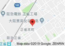 【地図】メゾンハーモニー