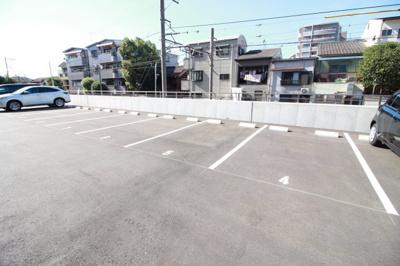 【駐車場】プレイズ阿倍野元町 2019年9月完成の分譲賃貸物件♬