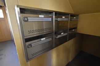 リブレア姪浜駅北のメールボックスです