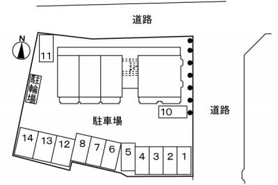 【区画図】アーバンヒルズ