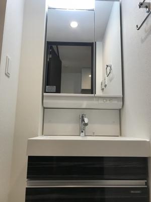 【独立洗面台】スワンズシティ心斎橋ルーノ