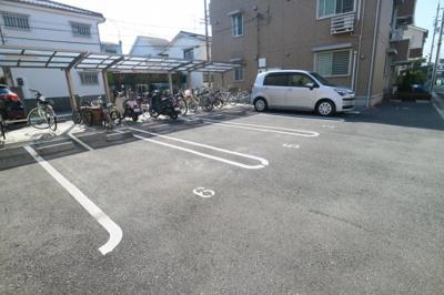 【駐車場】アピテ高安