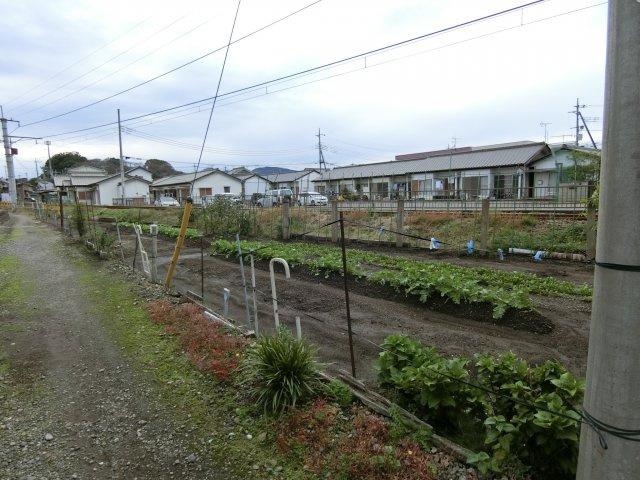 【土地図】富岡市七日市/売地