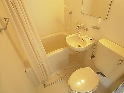 【浴室】カーサ二宮