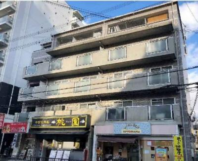 【外観】居室を一括借上げされている一棟収益マンション!