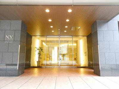 【設備】ディーグラフォート大阪N.Y.タワーHIGOBASHI