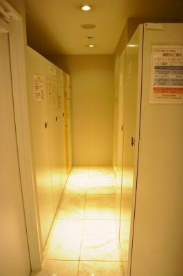 【その他共用部分】ディーグラフォート大阪N.Y.タワーHIGOBASHI