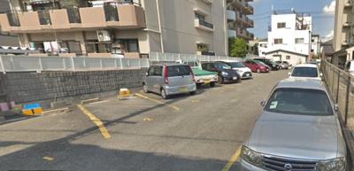 【外観】杉山駐車場