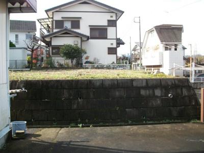 【外観】西坂戸1丁目売地