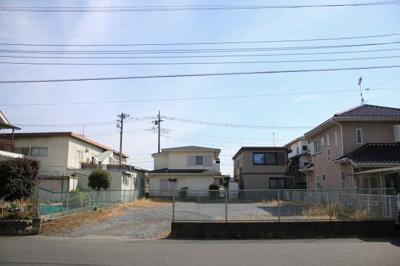 【外観】鶴ヶ島市1丁目土地