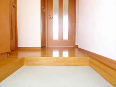 【玄関】マツダマンション