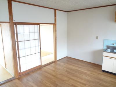 【居間・リビング】禅院コーポⅠ