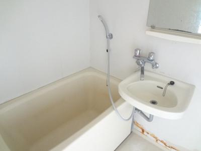 【浴室】禅院コーポⅠ