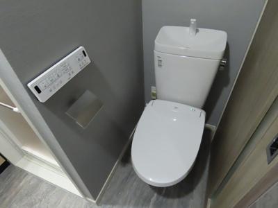 【トイレ】リンクハウス大阪城