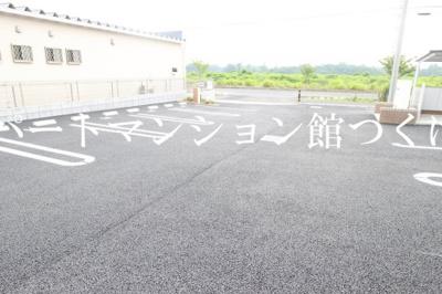 【駐車場】クレメントみどりのⅠ