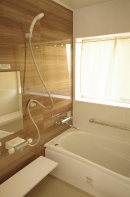 【浴室】ファミール南庄町