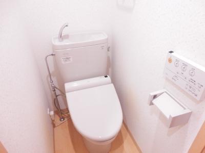 【トイレ】グランジュール綾小路