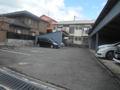 【外観】平野桜の町モータープール