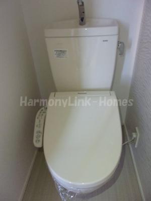 ヒルズコート北綾瀬のトイレです☆