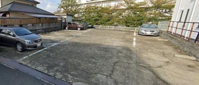 【外観】牧駐車場