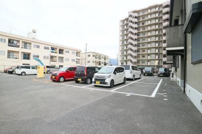 【駐車場】ファミール北山本