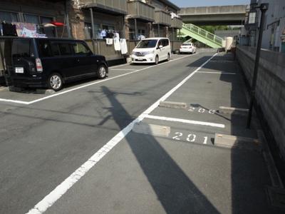 【駐車場】フェリーチェ尾上