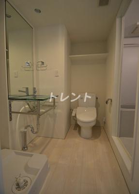 【洗面所】パセオ新宿【PASEOshinjuku】