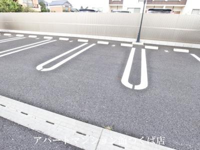 【駐車場】ルミナスA