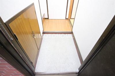 【玄関】境川テラスハウス