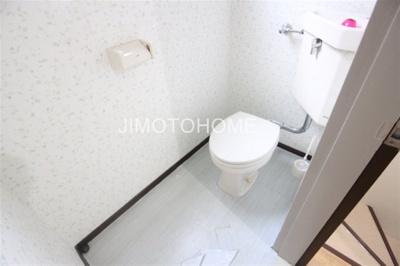 【トイレ】境川テラスハウス