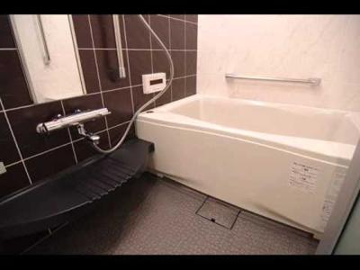 【浴室】ジオグランデ梅田茶屋町レジデンス