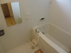 【浴室】ハイツメビウスA棟