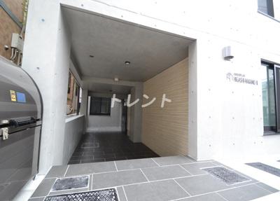 【外観】ココフラット東中野Ⅱ