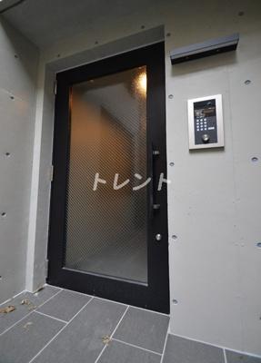 【エントランス】ココフラット東中野Ⅱ