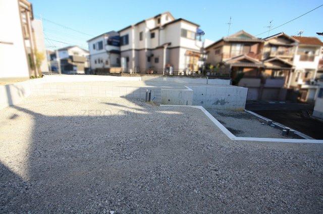 【外観】堺市西区平岡町 売り土地
