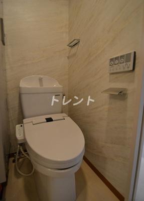 【トイレ】ココフラット東中野Ⅱ