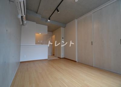 【居間・リビング】ココフラット東中野Ⅱ