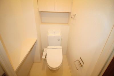 【トイレ】ノース・グレーシア