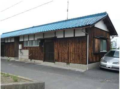 【外観】苗鹿① Y邸貸家