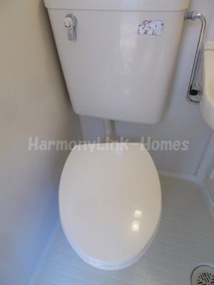 ライフピア目白台Ⅲの清潔感のあるトイレです☆