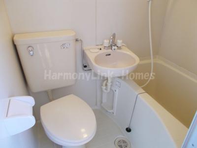 ライフピア目白台Ⅲのきれいなお風呂です