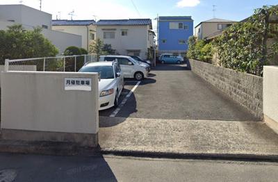【外観】山岡駐車場